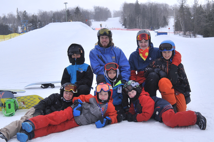spring Break Snowboard Camp ! March 1st to March 4th 2021
